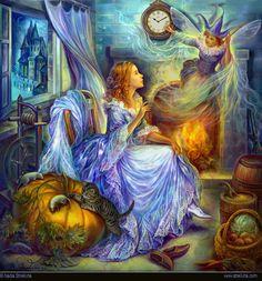 cinderella by Fantasy-fairy-angel.deviantart.com on @DeviantArt
