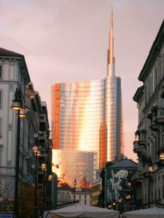 Entry by Sue Hall. Submitted on 14.03.14. Palazzo della Regione Loybardia, Milan