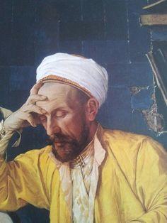 Osman Hamdi Bey Turkish Art, Oil Portrait, Old Paintings, Ottoman Empire, Romanticism, Art World, Pdf, Museum, Fine Art