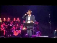 Such a beautiful voice...I hope that one day I will be able to sit in that theatre in Greece and watch him perform!  Mario Frangoulis - Luna Rossa Live