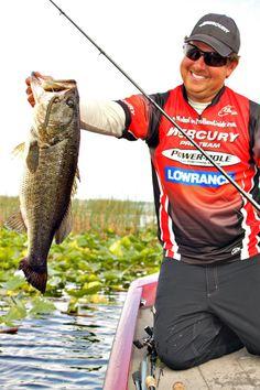 Florida bass fishing tricks!