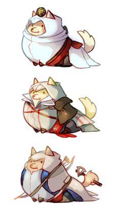 Such Assassin Very Hidden Blade Wow