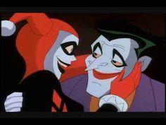The Joker & Harley Quinn, Batman: The Animated Series