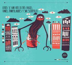 Revolución by El Diablo, via Behance