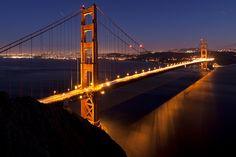 Golden Gate Bridge by Thomas Chung on 500px