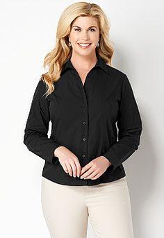 # CB FALL FAVORITES Wrinkle Resistant Shirt, 9-0035795588, Wrinkle Resistant Shirt Main View PGP