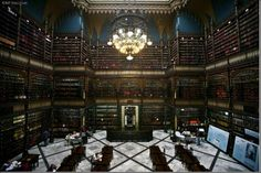 """real gabinete portugues de leitura"" http://decoracaopracasa.com/real-gabinete-portugues-de-leitura/#.Upx7luLovIU"