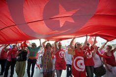 Tunisia <3 Flag