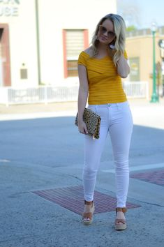 Crop Tops for Spring - Adore More with Geor
