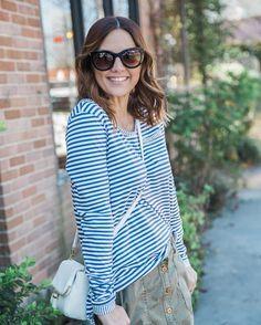 f33a625a5aaf Classic nautical stripe shirt Casual Cool Nautical Stripes