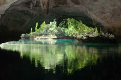 Sohoton Cave - Siargao Island, Philippines