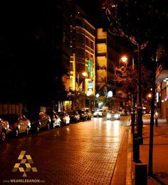 It's quite in #Beirut  الجو رايق بـ #بيروت #WeAreLebanon #Lebanon