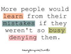 denial  :(