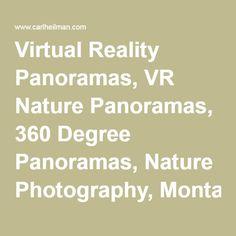Virtual Reality Panoramas, VR Nature Panoramas, 360 Degree Panoramas, Nature Photography, Montana, Badlands, Central Park, Lake George, Adirondack Panoramas - Panoramic Stock Panoramas by Carl Heilman II