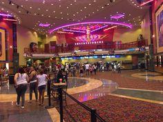Een random bioscoop in Long Beach!