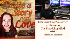 Empower Your Creativity By Engaging The Practicing Mind with Thomas  Sterner #writingtips  #writingproductivity