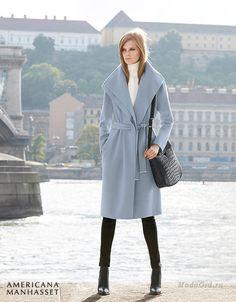 Женская мода: Americana Manhasset, осень-зима 2015-2016