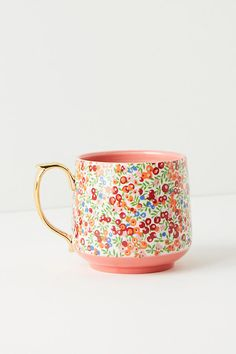 Slide View: 2: Liberty for Anthropologie Mug