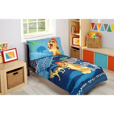 Toddler Bedding Sets Nursery Disney Toddlers Bed Jungles Beats Lions Php