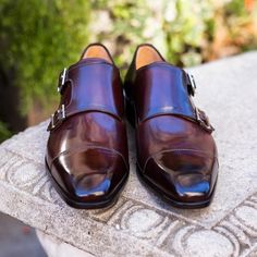 The wait is finally over. We just unloaded thousands of double monk straps from our factory in Naples, Italy. Don't miss your chance to be the most stylish guy this New Year's Eve. Free shipping and returns plus our 365-day return policy when you shop PaulEvansNY.com or visit our guide shop at 35 Christopher Street.