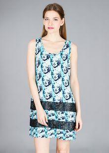 Sukienka ANDY WARHOL BY PEPE JEANS harry 2b7f934c58