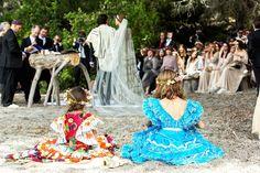 Sofia Sanchez Barrenechea and Alexandre de Betak's Wedding in Patagonia, South America   Photography: Isaias Miciu and Sergio Sandona