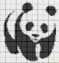 Panda! - X-stitch                                                                                                                                                                                 More