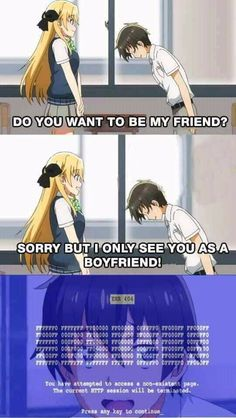 Boyfriendzoned
