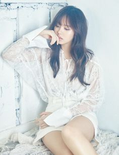Kim So Hyun In The Latest Issue Of Allure | Couch Kimchi