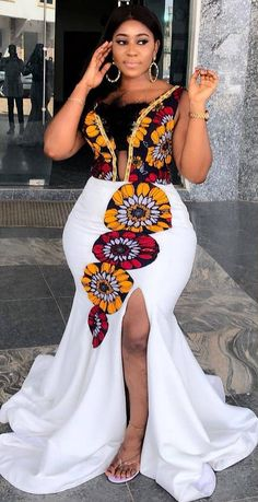 2020 African Print Design, Today we are presenting you with African dress styles and like most women want to look smart with Africa outfit. African Dresses For Women, African Print Dresses, African Print Fashion, Africa Fashion, African Attire, African Wear, African Fashion Dresses, African Prints, Fashion Outfits