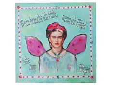 JuliFlair Frida Kahlo Collage Original von Atelier Art-istique auf DaWanda.com