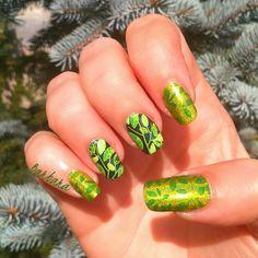 """Stamping master """"Vert&Vert"""", @favreaubarbara"""