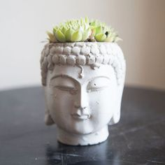 buddha head clay project - Google Search