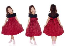 Black and red flower girl dress Fashion Kids, Red Flower Girl Dresses, Frocks, Ideias Fashion, Wedding Inspiration, Wedding Ideas, Tulle, Disney Princess, Disney Characters