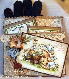LOTV Sneak Peek Paper Bag Card!