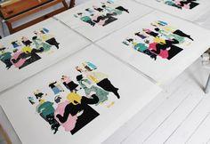 Hannah Forward - Latest from Artist Studio | Artfinder