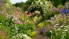 Carolside - Scotland's Gardens | Kenneth Cox describes Carolside as one of Scotland's best private gardens.  //  ♡ ABSOLUTELY GORGEOUS!!! ALL THE WORK, AND LOVE, AND CARE THAT WENT INTO THIS LAND...I COULD STARE AT IT ALL DAY LONG!  ♥A