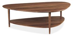 Gibson Cocktail Table - Modern Cocktail & Coffee Tables - Modern Living Room Furniture - Room & Board