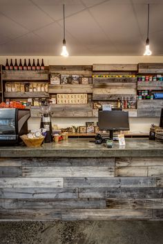The Aproneers - Interior design for a sustainable foodstore #Hobart: