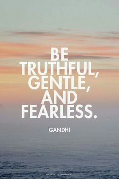 I feel I am truthfull, gentle & also fearless but only woried about what u think n dat matters a lot ....