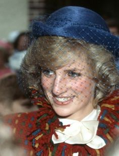 October 2, 1983: Prince Charles & Princess Diana visiting Princess Louise Scottish Hospital for Limbless Sailors & Soldiers at Erskine House, Bishopton, Renfrewshire.