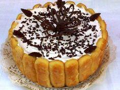 Tort rapid cu piscoturi Romanian Food, Tiramisu, Sweet Treats, Food And Drink, Ice Cream, Yummy Food, Sweets, Cookies, Ethnic Recipes