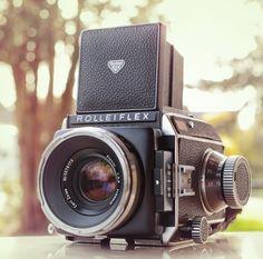 Rolleiflex SL66 Camera
