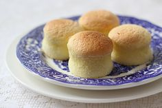 The Little Teochew: Singapore Home Cooking: Clear Water Cake (Sponge Cake) 清水蛋糕