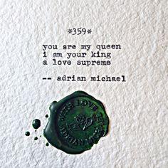 Blinking Cursor Series No. 359 #adrianmichael #typewriter #poetry