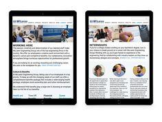 Responsive web design by Think Studio.