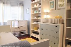 Home-Styling | Ana Antunes: Querido Mudei a Casa Tv Show #2305 - Before and After Pictures - Baby Room * Antes e Depois - Quarto Bebé