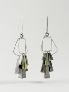 WATERSISTER <3                                                                Earrings by Tova Lund