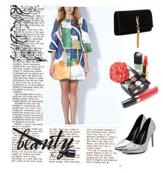 """""""Autumn Look"""" by lee77 on Polyvore featuring Yves Saint Laurent and Chanel"""