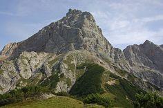 Selbhorn von Süden